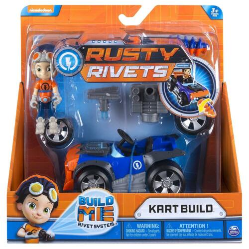 Rusty Rivets 6033999 Characters with Vehicle Kart Build or Buggy Build Selected