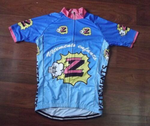 Lemond Look Peugeot Brand New Team Z vetements cycling Jersey
