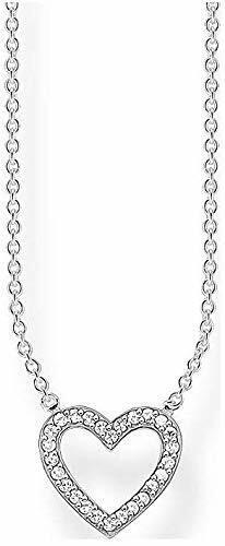 "SCKE150166 Sterlingsilber THOMAS SABO Halskette mit Anhänger /""Herz/"" 925//"
