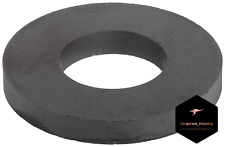 2 Pack Ceramic Ring Magnets 175 X0875 X 025 Heavy Duty And Retrieving Magnets
