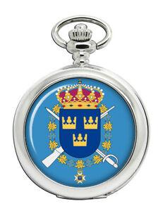 Livgardets-Swedish-Life-Guards-Pocket-Watch