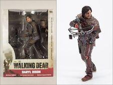 "The Walking Dead (TV) - Daryl Dixon 10"" SURVIVOR EDITION Deluxe Figure McFarlane"