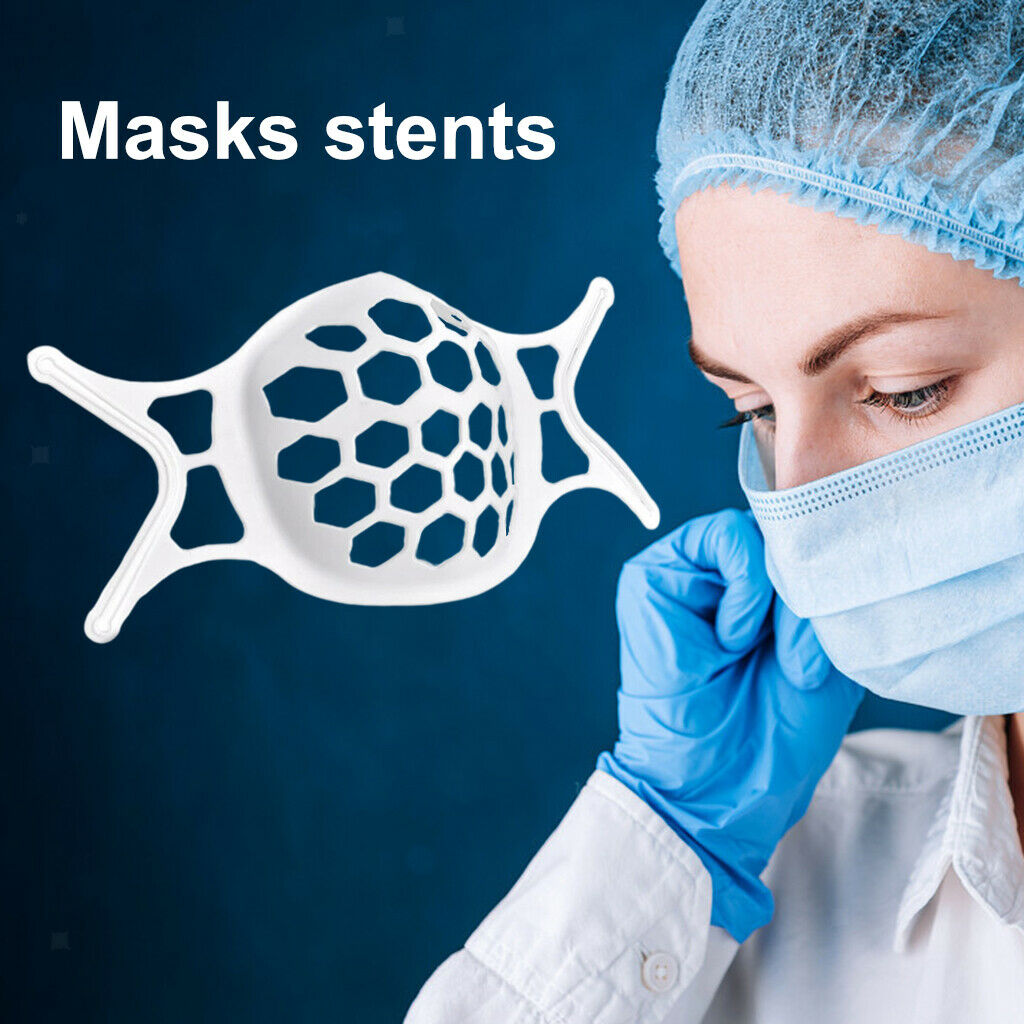 3D Face Mask Bracket Support Cover Cushion Separate Holder Mask Accessories