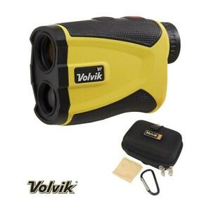 Volvik-Golf-Laser-Rangefinder-Yellow-Inc-Case