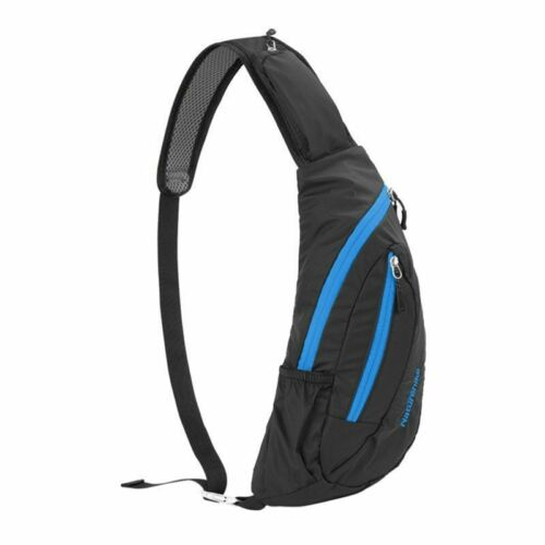 Details about  /Outdoor Sports Bag Shoulder Leisure Tourism Fitness Large Capacity Chest Pack