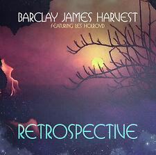 CD Barclay James Harvest featuring Les Holroyd Retrospective  2CDs
