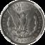 1889-P-Morgan-Silver-Dollar-NGC-MS63-Nice-Strike-STOCK thumbnail 2