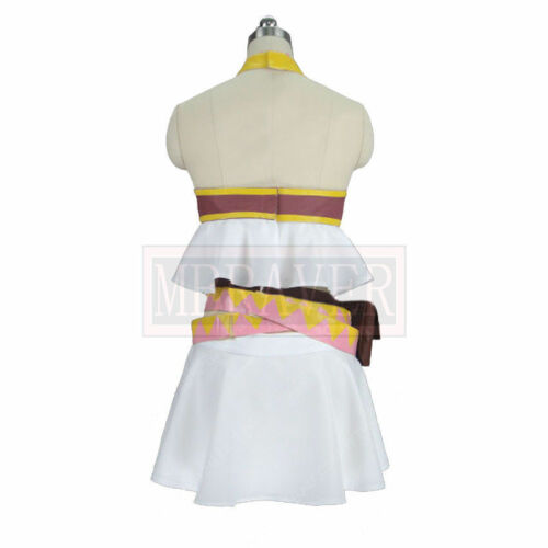 Details about  /Fairy Tail Dragon Cry Lucy Heartfilia Cosplay costume Halloween Uniform Outfit!a