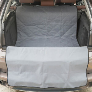 Pet Dog Seat Cover Hammock Car Back Rear Protector Mat Waterproof Cushion Suv 713923127302