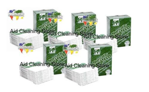 50 x Genuine Henry Hoover Sacchetto Hetty CLEANER Hepa Numatic Hepaflo NVM-1CH 604015