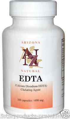 NEW ARIZONA NATURAL EDTA CALCIUM DISODIUM DAILY SKIN CARE TETRASODIUM HEALTH
