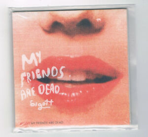 BIGOTT-MY-FRIENDS-ARE-DEAD-8-TITRES-2016-NEUF-NEW-NEU
