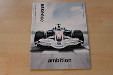 71095) BMW Suber F1 Team - essence Magazin 2008