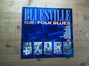 Bluesville-Volume-1-Folk-Blues-Excellent-Vinyl-Record-CH-247