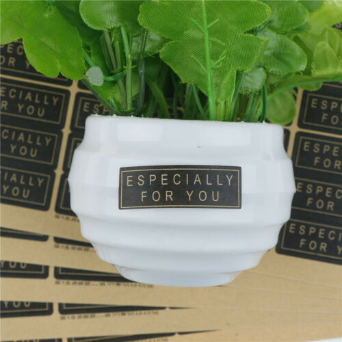 210pcs 5sheets stickers label diy especially for you baking sealing sticker FG