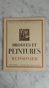 Álbum de Arte - Drogues Y Peintures - N º 18 - Meissonier