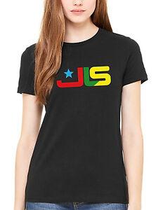 d472d0d07 Official JLS Multi Colour Logo Women's T-Shirt Everybody In Love ...