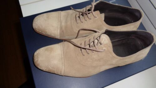 Gris Fr Hand Taille By Made Ndc 43 Chaussure beige Derby Tg6qZn4W