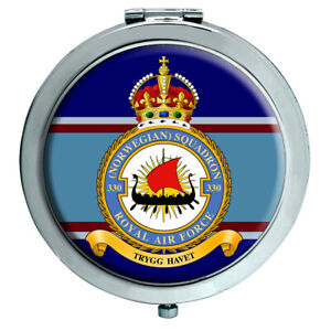 330-Norwegian-Squadron-RAF-Compact-Mirror