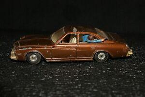 VINTAGE-Corgi-Toys-KOJAK-BUICK-REGAL-Bronzo-Pressofuso-Modello-Automobile-piu-scuro