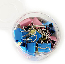 New Listingmetal Binder Paper Clip Paper Clamp Spring Clip Small Medium Large Binding Cl