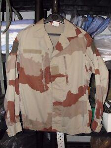 Veste-F2-Armee-Francaise-taille-96L-M-camouflage-Daguet-desert-camo-sable