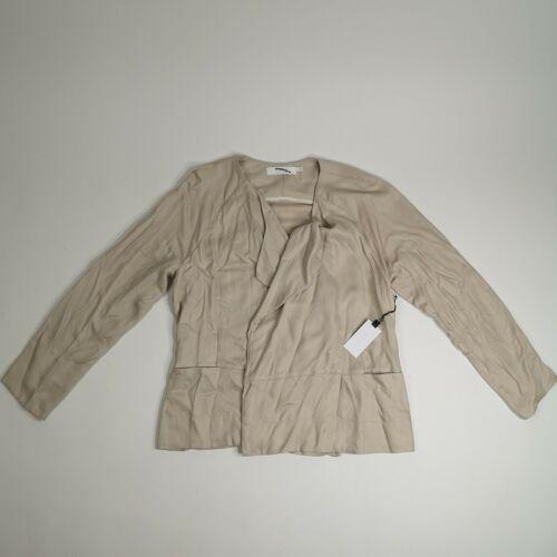 ASTR THE LABEL Women's Blazer Jacket Cream M w tag
