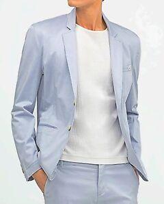 ZARA Man BNWT Authentic Pastel Single Breasted Soft Blazer RRP £59.99 6917/441
