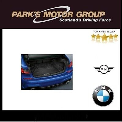 BMW serie 3 G20 genuino salón trasera de equipaje Bota de goma Mat 51472461166