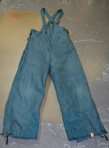 Used-Canadian-air-force-blue-cold-weather-trousers-pants-size-7030-P6-bte155