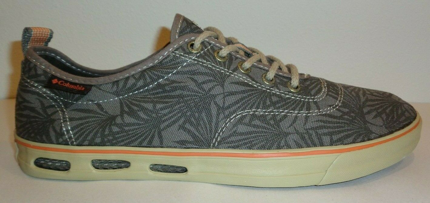 Columbia Size 10.5 M VULC N VENT Desert Sun Canvas Lace Sneakers New Mens shoes