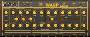 Behringer-WASP-Deluxe-Synthesizer-Vorfuehrgeraet-Neuzustand-Garantie-OVP