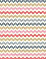Timeless Treasures Ziggy C1397 Cupcake Cotton Fabric Free Us Shipping