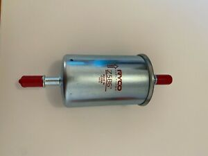 Z586 Ryco Fuel Filter FOR HOLDEN COMMODORE VE