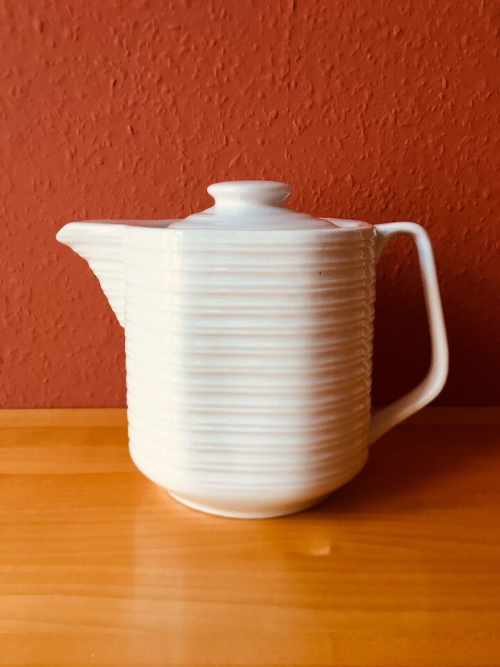 Porcelæn, Tepotte
