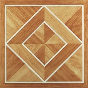 Vinyl Floor Tiles Self Adhesive Peel And Stick Wood Grain