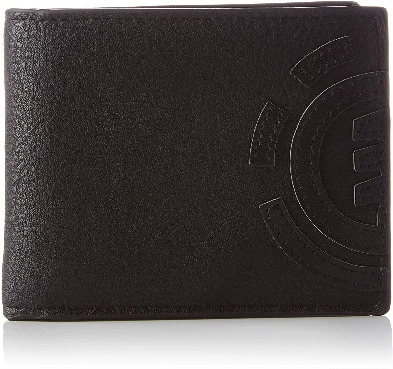 Element Daily Wallet Geldbeutel black