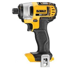 DEWALT-20V-MAX-Li-Ion-1-4-in-Impact-Driver-DCF885B-New-Tool-Only