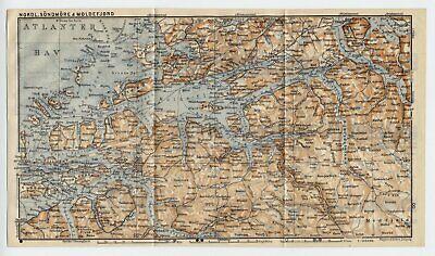 1924 RADIO STATION MAP Utica Canton Schenectady Troy Kingston Tarrytown NY HUGE