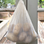 Nutley/'s Large en Coton Organique Courses légumes String Sac Réutilisable zéro déchet