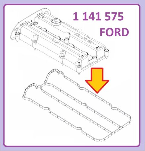 1.25 75PS Dichtung Zylinderkopfhaube FORD FUSION 1.6 100PS +LPG JU/_ 1.4 80PS