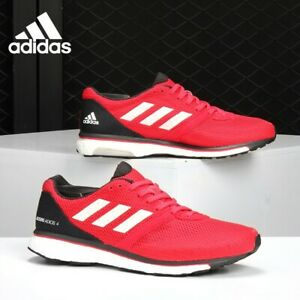 Running Shoes Boost Athletic Gym Red