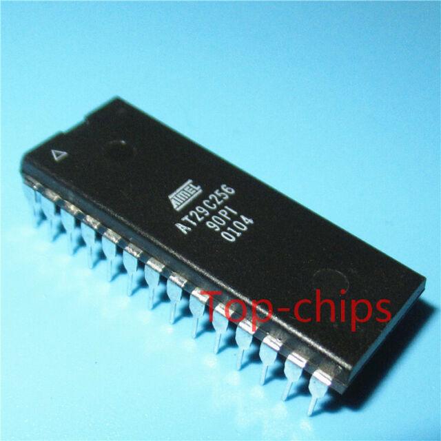 5PCS IC DIP-28  ATMEL  NEW AT29C256-90PC AT29C256-90PI