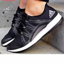 5f3c732bb4178 adidas Pureboost Xpose Core Black White Women Running Shoes SNEAKERS ...