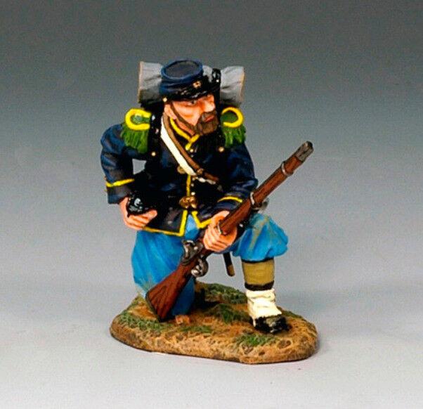 King & Land Bürgerkrieg cw032 Union kniend Ladung MIB
