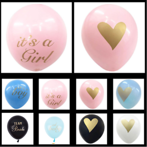 12pcs-its-a-boy-it-039-s-a-girl-oh-baby-Printed-Balloon-Baby-Shower-Party-Decoration