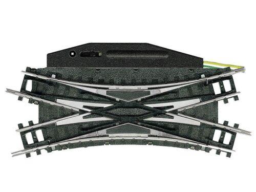 Trix 14968 Elektro Doppelkreuzungsweiche R1 30° Spur N
