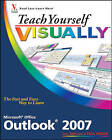 Teach Yourself Visually Outlook 2007 by Kate Shoup (Paperback, 2007)