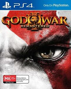 NEW-Sony-God-of-War-3-Remastered-Playstation-4-PS4-BRAND-NEW-SEALED-MA-15
