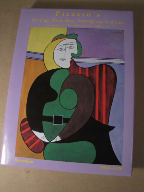 Picasso's Paintings Watercolors Drawings & Sculpture Surrealism 1930-1936